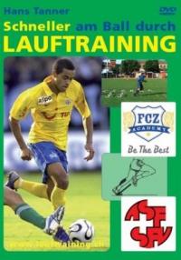 """DVD """"Schneller am Ball durch Lauftraining"""""""